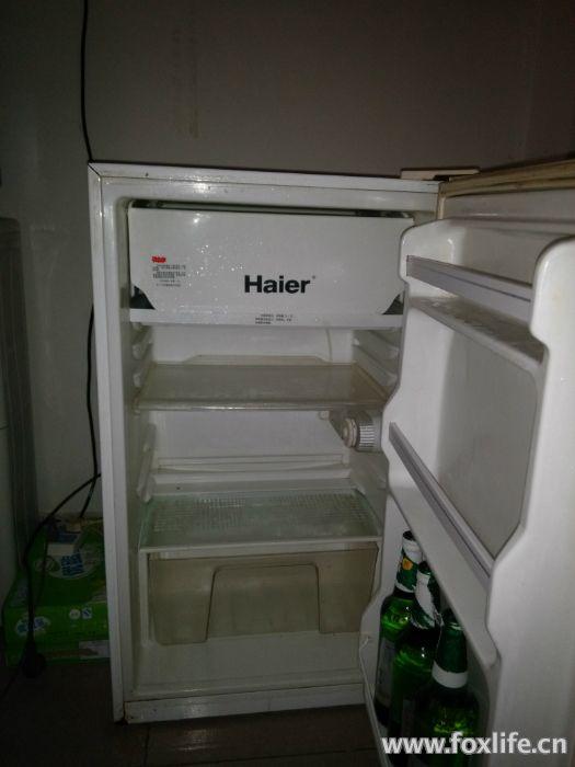 海尔冰箱转让!