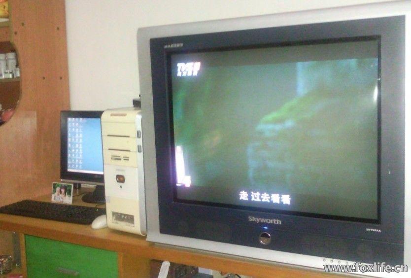 深圳民治出售29寸纯平创维健康超级数字电视机29t68