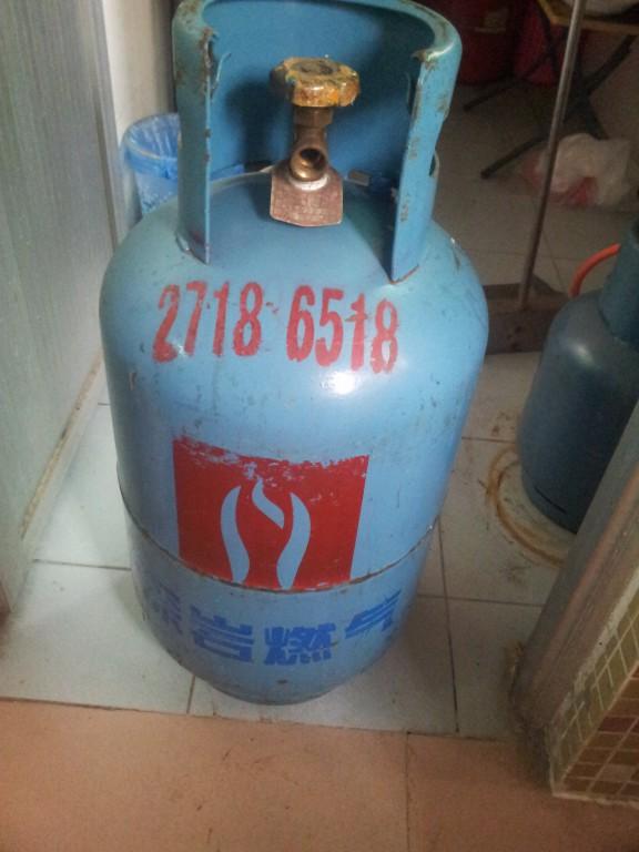 煤气瓶图标素材