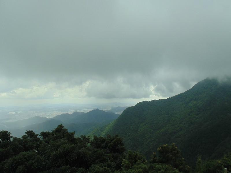富士康到梧桐山公车路线-从龙华富士康怎么去梧桐山?