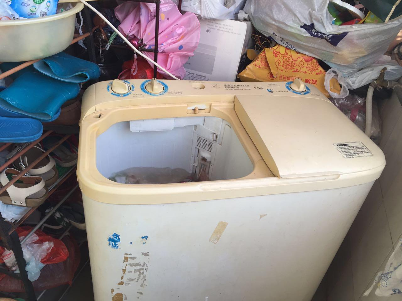 多余双桶洗衣机转让,富士康-跳蚤市场/二手交易