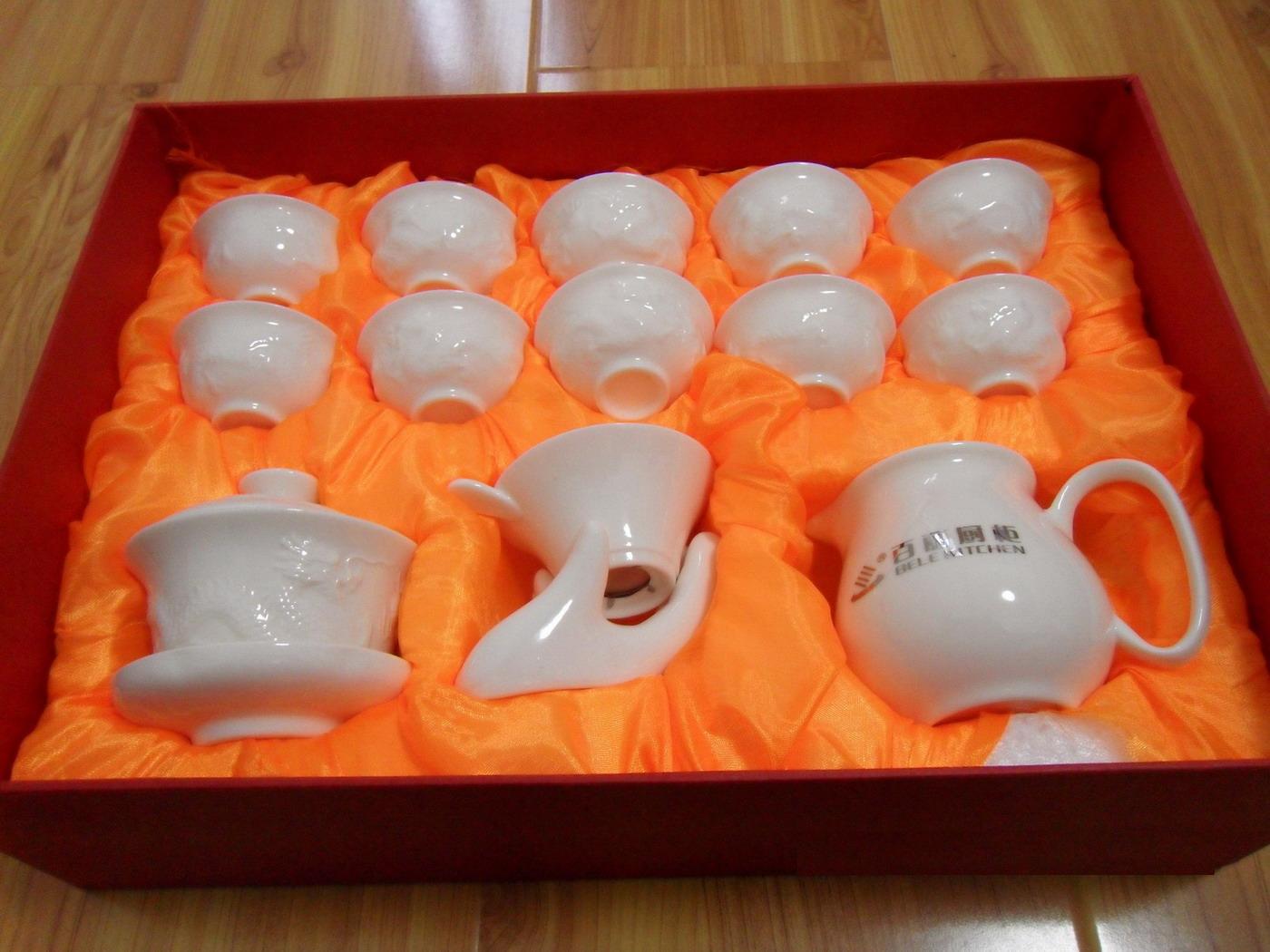 茶具的水龙头使用步骤